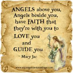 Your an Angel Quotes