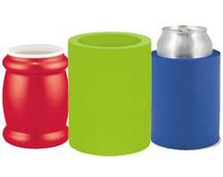 custom foam koozies  printed  coolers design