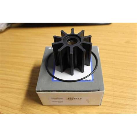 aftermarket impeller for d4 replacement for volvo penta 500114t