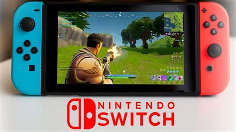 fortnite en nintendo switch youtube