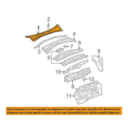 online auto repair manual 2003 dodge durango windshield wipe control dodge chrysler oem durango cowl panel windshield wiper motor cover 55362453ak walmart com