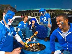 Are You Ready For Some Football  Fun Tailgating Facts