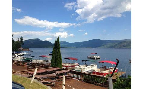Lake George Boat Rentals by Boat Rentals On Lake George Captain Bob S Pontoon Boat