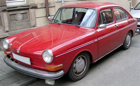 1968 Volkswagen Type Iii Fastback