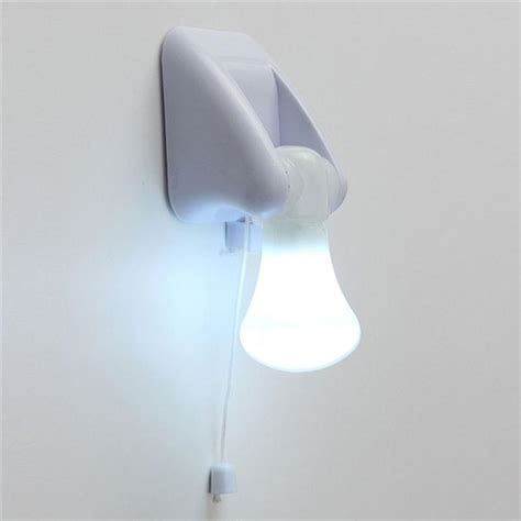 portable wire led bulb cabinet l light battery