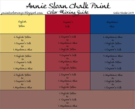 sloan chalk paint color mixing recipes 209 best chalk paint 174 color mix stylish patina images on painted furniture color