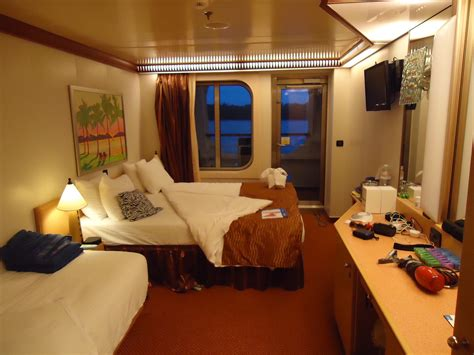 cove balcony carnival dream cruise review