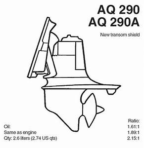 Volvo Penta 280 Outdrive Parts Diagram