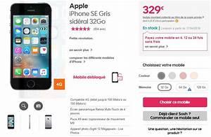 Choisir Son Smartphone : iphone se avec forfait choisir son smartphone apple iphone ~ Maxctalentgroup.com Avis de Voitures