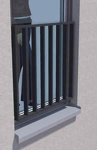 Französischer Balkon Pulverbeschichtet : gel nder fur innenbereich metall einfahrts barren imb gel nder vierkantsystem imb ~ Orissabook.com Haus und Dekorationen