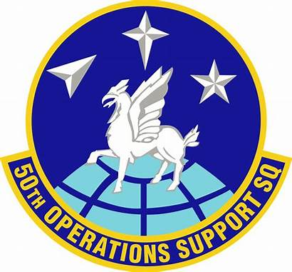 Squadron Support 50th Operations Oss Patch Force