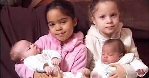 Les Yeux Les Plus Rare : ces 4 filles sont les soeurs les plus rares du monde et leur famille a norm ment de chance ~ Nature-et-papiers.com Idées de Décoration