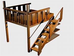 Hochbetten 140x200 Für Erwachsene : ausgefallene hochbetten f r erwachsene ~ Bigdaddyawards.com Haus und Dekorationen