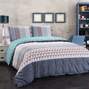 3, Piece, Duvet, Bedding, Cover, Set, Breathable, And, Soft