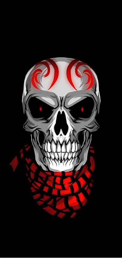 Skull Wallpapers 4k Background