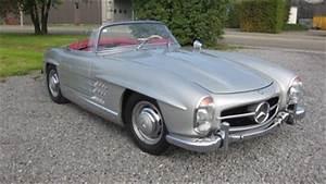 Mercedes De Collection : voiture de sport ~ Melissatoandfro.com Idées de Décoration