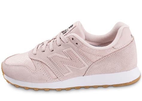 New Balance WL373 PP rose - Chaussures Black Friday ...