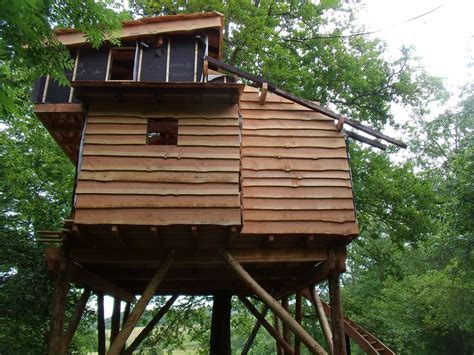 chambre cabane dans les arbres cabanes dans les arbres 64 le chantier continu cabanes