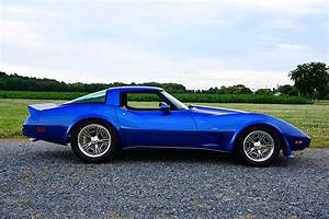 1979 C3 Corvette Balances Ls Power  U0026 Style