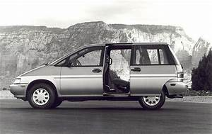 Used 1990 Nissan Axxess Minivan Pricing  U0026 Features
