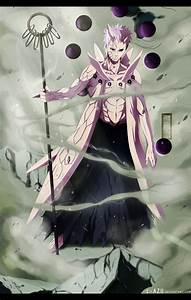 Obito's Sage of Six Paths Transformation – Naruto 640 ...