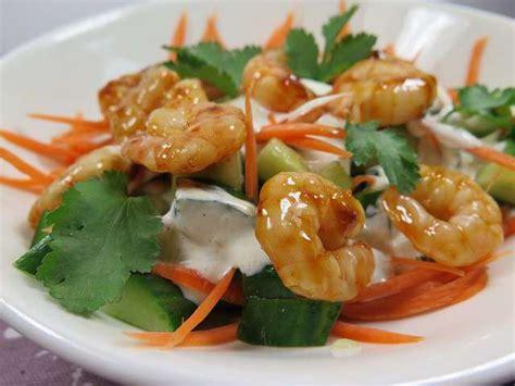 cuisine legere recettes de salade légère