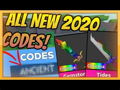 All murder mystery 2 promo codes. *FEBRUARY 2020* ALL NEW MURDER MYSTERY 2 CODES! Roblox - YouTube