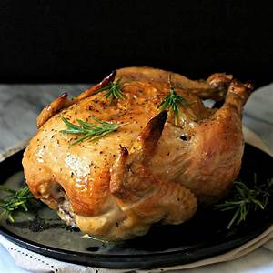 Perfect Roast Chicken   Simply Sated