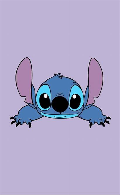 Stitch Wallpapers Aesthetic Disney Iphone Lucu Lilo