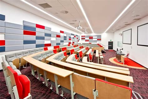 Education Interior Designers And Fit Out Company Paragon