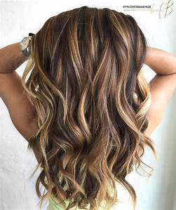 The Best Medium Brown Hair Color With Blonde Highlights ...