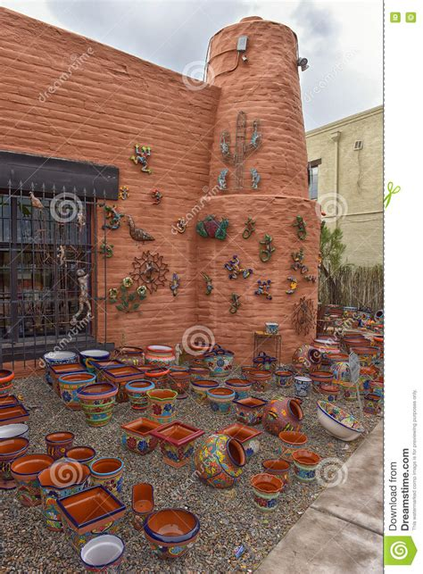 pottery store arizona stock photos image 17402853 pottery store arizona editorial photo cartoondealer com 75759247