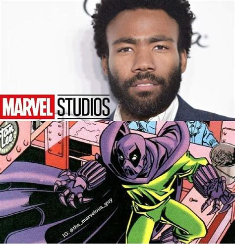 donald glover uncle is donald glover playing the prowler in spider man