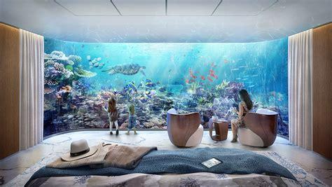 Signature Bathrooms by Dubai Seahorse The Floating Seahorse Floating House