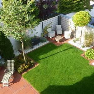 Kleiner garten deutschland ideen fur die for Garten planen mit pflanzkübel holzoptik