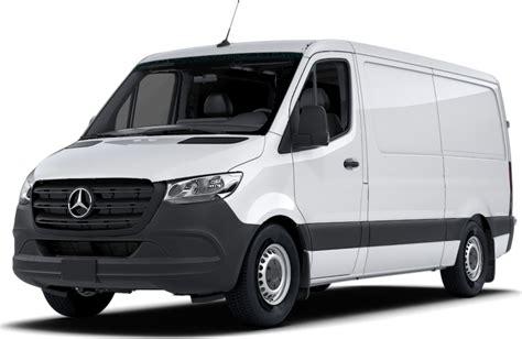 Sprinter Cargo Van Features