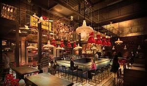 Dining Room In Las Vegas Double Barrel