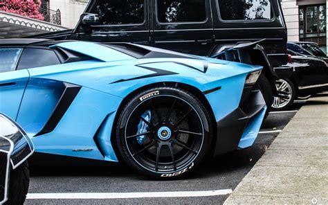 Lamborghini Aventador LP750-4 SuperVeloce Roadster - 17 ...