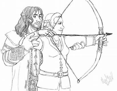 Hobbit Coloring Pages Bing Colouring Drawing