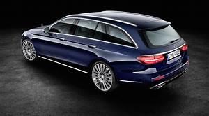 Mercedes Familiale : mercedes benz classe e familiale 2017 le style pratique luxury car magazine ~ Gottalentnigeria.com Avis de Voitures
