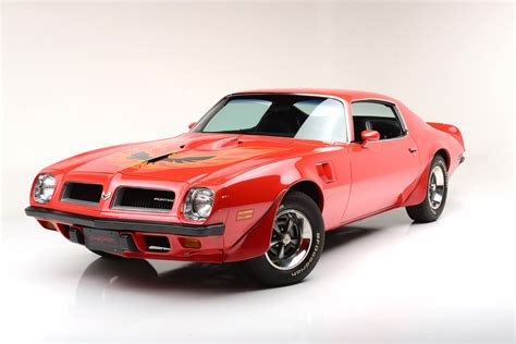 1974 Pontiac Firebird by 1974 Pontiac Firebird Trans Am 455 Duty