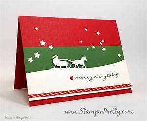 1000 images about SU Christmas Cards on Pinterest