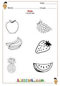 smart class online register fruits vegetables science worksheets for kindergarten