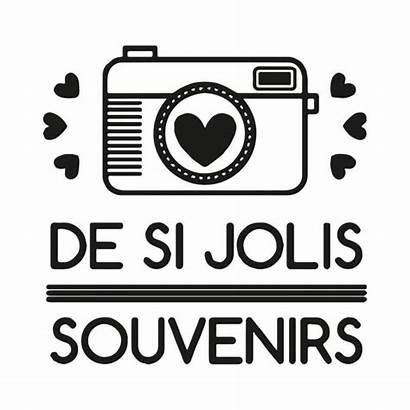 Jolis Tampon Bloc Souvenirs Ref Artemio Transparent