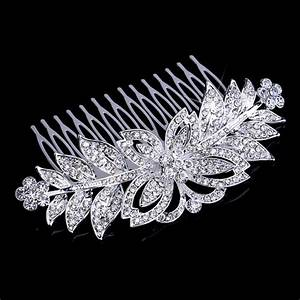 Butterfly Rhinestone Bridal Hair Comb Wholesale 2368426