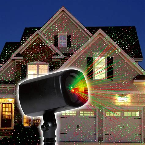 everstar holiday laser project light with timer outdoor