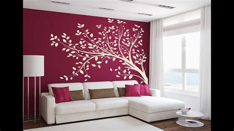 Wallpaper Design For Living Room ! Home Decoration Ideas