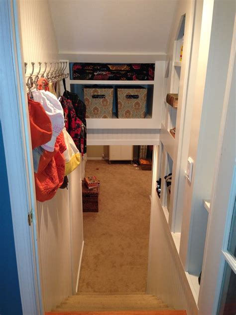 above stairs storage ideas the 9 best images about wasted space above the stairs on pinterest home design shelving and
