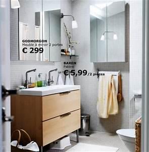 Ikea Meuble De Salle De Bain : salle de bain ikea 15 photos ~ Melissatoandfro.com Idées de Décoration