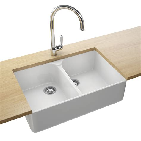 best kitchen sink brands franke belfast vbk 720 ceramic white 2 0 bowl kitchen sink